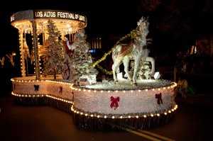 Los Altos Festival of Lights