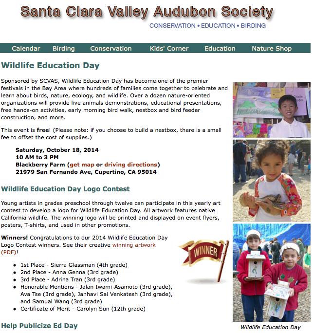 Wildlife Education Day