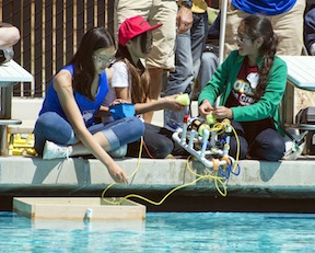 Underwater Robotics Workshop