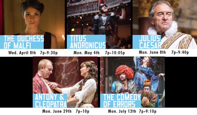 Globe Cinema Renaissance Drama Series