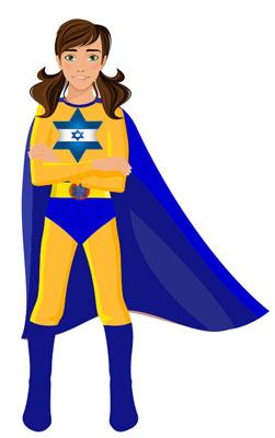 IsraelaSuperHero